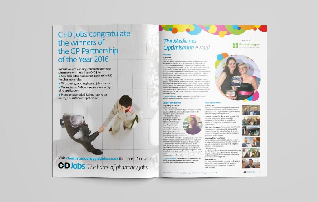 C+D Awards Magazine