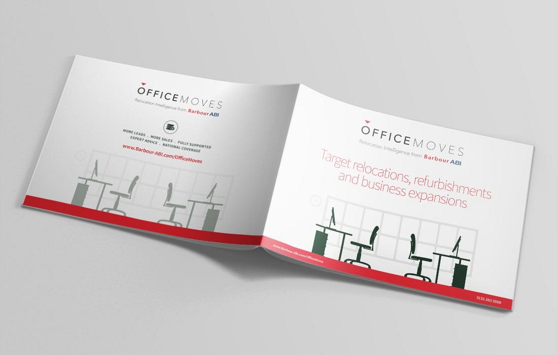 Office Moves Brochures